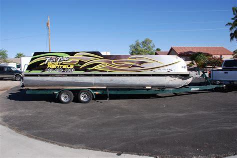 Boat Shrink Wrap Images by Pontoon Boat Pontoon Boat Vinyl Wrap