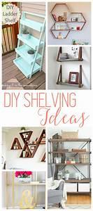 Diy, Shelves