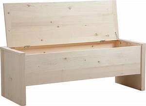 Coffre Rangement Bois : coffre de rangement en bois brut ~ Teatrodelosmanantiales.com Idées de Décoration