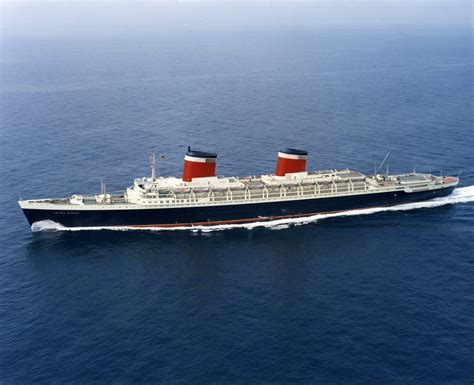 NAVIGATION-Cruising And Maritime Themes S.S. U0026quot;UNITED STATESu0026quot;