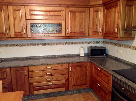 muebles de cocina castano rustico muebles de cocina cocinas gabinetes cocina