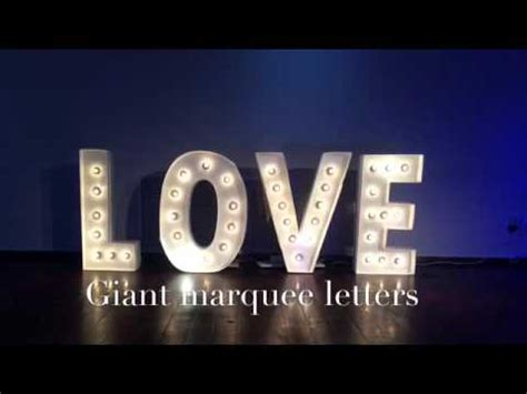 box letter a diy marquee letters 32575