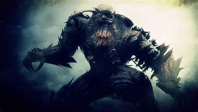 Souls Demon Demons Flamelurker Wallpapers 1080p Desktop