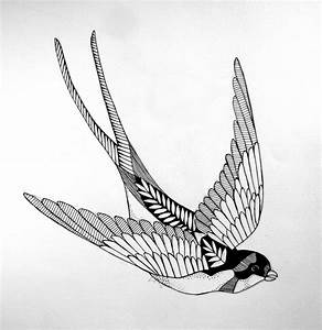 Swallow Tattoos Designs, Ideas and Meaning   Tattoos For You