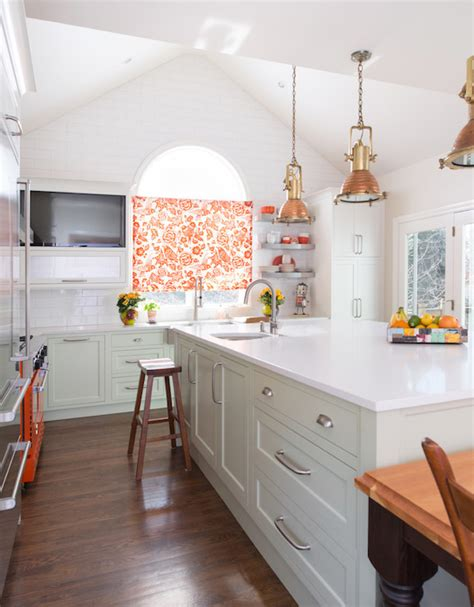 green and orange kitchen ideas green and orange kitchen design design ideas 6922