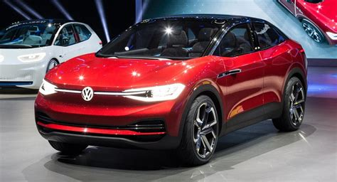 Volkswagen Vision 2020 by Vw Id Crozz Ii To Morph Into A Production Electric Compact