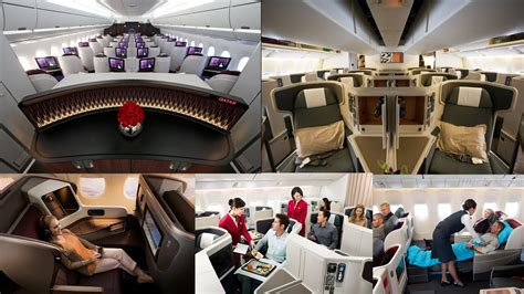 Best Business Top 10 Best Business Class Cabins 2k
