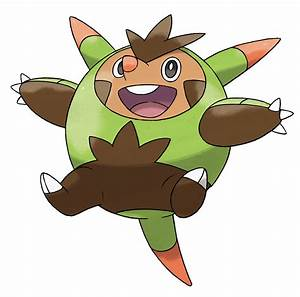 Evolved Forms of Chespin, Fennekin and Froakie and More ...