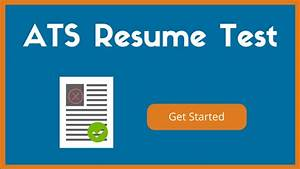 ats resume test free ats checker and formatting examples With ats resume test