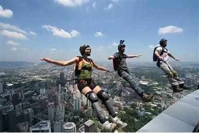 Jumping Base Estremi Basejumper Sports Extreme Kl