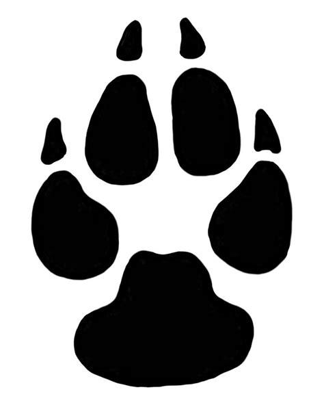 dog paw print   Paw print drawing, Dog paw drawing, Dog