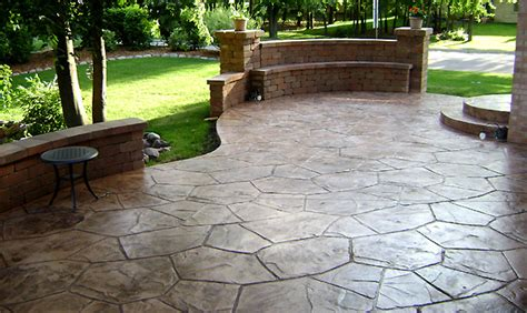sted concrete patio houston sted concrete patio designs 24 amazing sted concrete patio