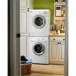 Home Depot Stackable Washer and Dryer
