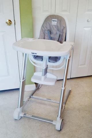 happily hello inglesina zuma high chair review