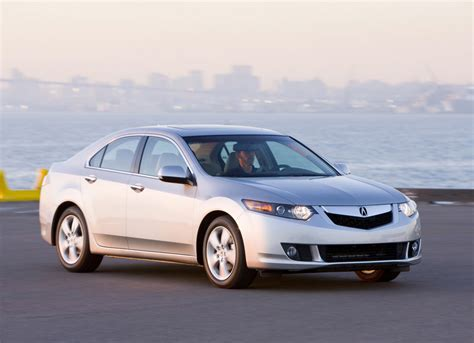 2009 Acura Tsx Reviews by Acura Tsx 2009 Fixcars Cars News Reviews New Used