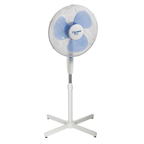 acheter ventilateur sur pied bestron blanc 45 cm 40 w pas