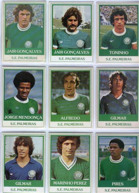 Botões para Sempre: Palmeiras (SP) Futebol Cards ...