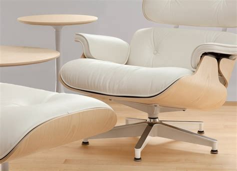 herman miller eames 174 lounge chair white ash gr shop canada