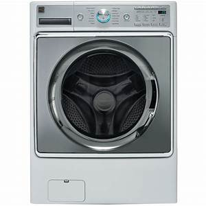 Kenmore Elite 41962  5 2 Cu  Ft  Front-load Washer - White Energy Star - Appliances