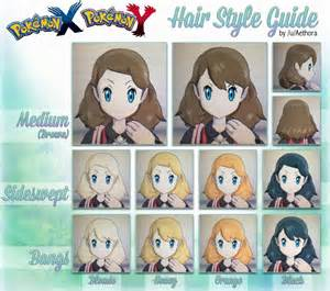 HD wallpapers pokemon x and y hairstyles male guide