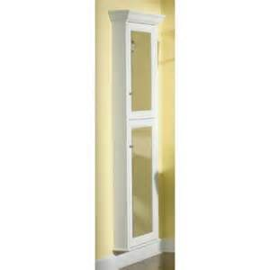 Tall Narrow Corner Linen Cabinet by Full Length Medicine Cabinet Robern