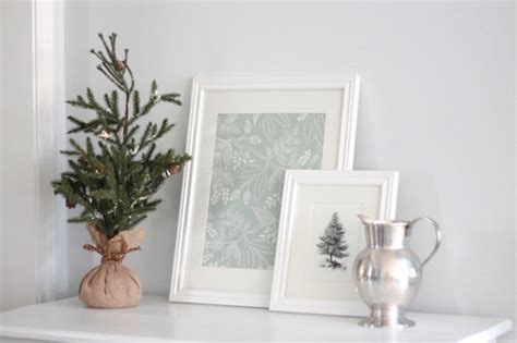 Winter Decorating : Simple Winter Decorations