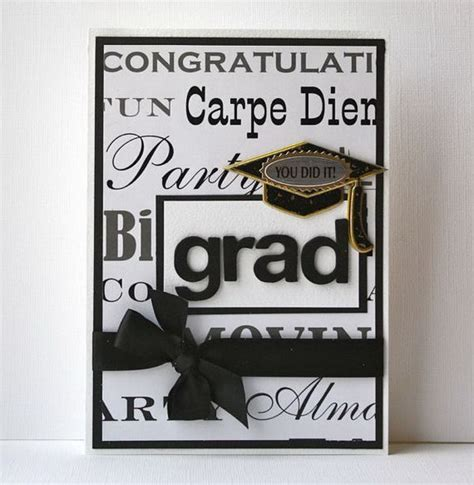 Create your own congratulations card online with your name. 25 DIY Graduation Card Ideas - Hative