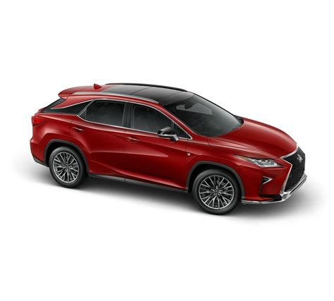 lexus rx red 2017 modesto matador red mica 2017 lexus rx 350 new suv for