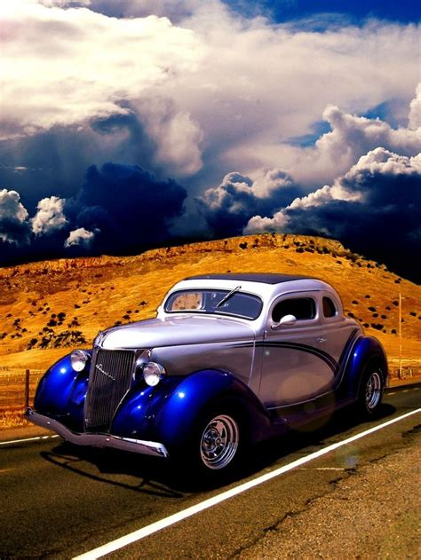 415 Best Images About Car Art On Pinterest Chevy