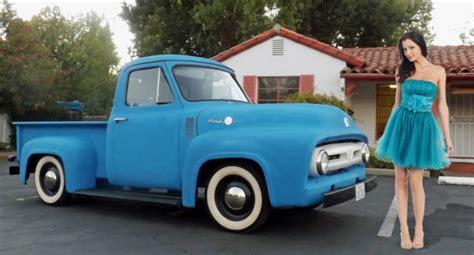 1955 ford f100 rat rod patina custom up truck chopper bobber hauler for sale in