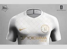 Chelsea, i primi concept kit Nike by Rupertgraphic