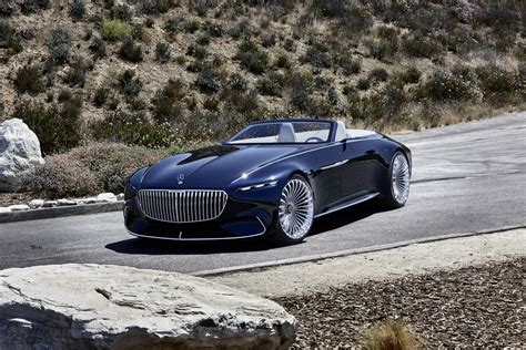 This my book is five meters and 46 centimeters, so it is 20 c. Official: Vision Mercedes-Maybach 6 Cabriolet - GTspirit