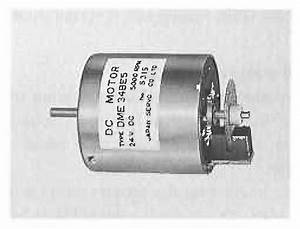 Item   Dme44bb  Dme44 Series Motors With Pulse Generators