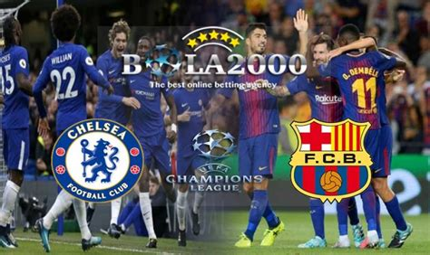 Prediksi Bola Liga Champions Chelsea vs Barcelona 21 ...