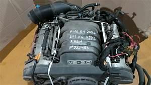 Engine Audi A4  8e2  B6  3 0