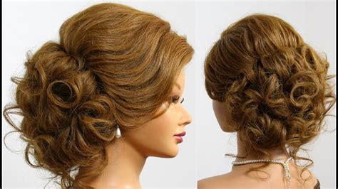 Hairstyles For Hair Updo by Wedding Hairstyles For Hair Tutorial Prom Updo