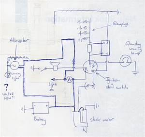 Lucas Acr Alternator Wiring Diagram Generator To