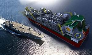 Shell builds floating oil refinery that weighs SIX times ...