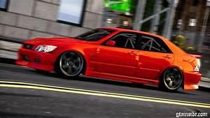 Gta 4 Toyota Altezza Mod
