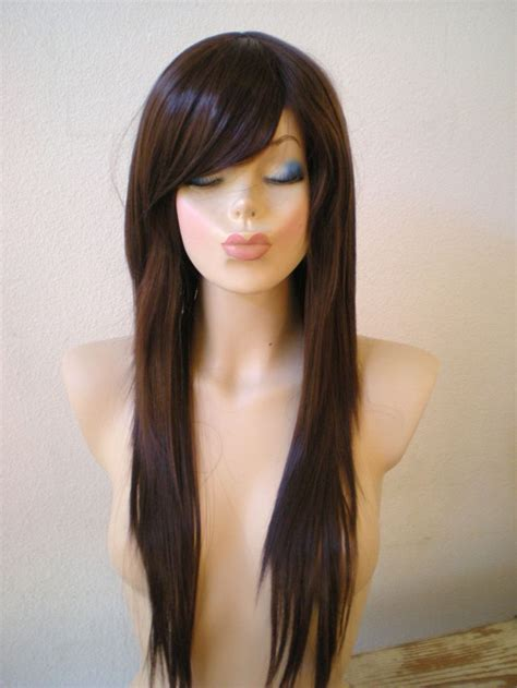 hair with side fringe styles 122 best images about bangs on 8441