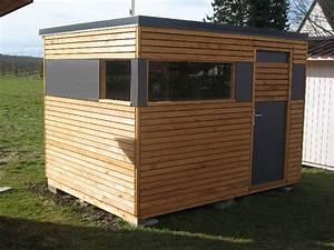 Carport Holz Modern : gartenhaus holz flachdach modern my blog ~ Markanthonyermac.com Haus und Dekorationen