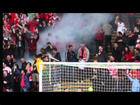 Aberdeen FC fans - YouTube