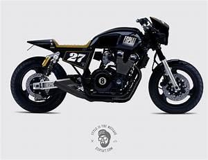 Yamaha Fzr 1000 Cafe Racer
