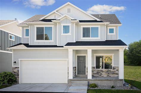 prairie style home utah home builders homes for sale in utah custom homes