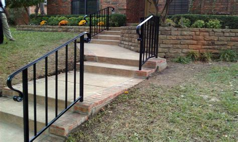 Outdoor Handrails Gallery