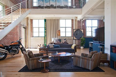 The Living Room Or Not by Motorcycle In The Living Room Why Not Manly Home Picks
