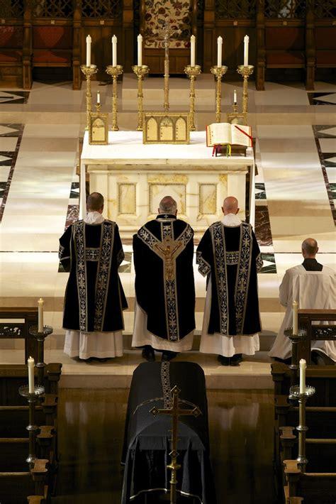 liturgical movement extraordinary form requiem mass