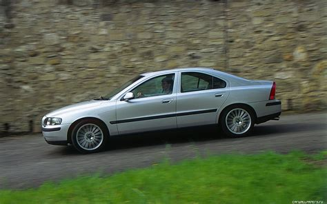 2002 Volvo S60  Information And Photos Momentcar