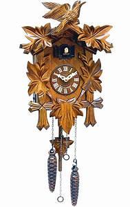 Engstler, Black, Forest, Musical, Cuckoo, Clock, Quartz, Powered, 522qm