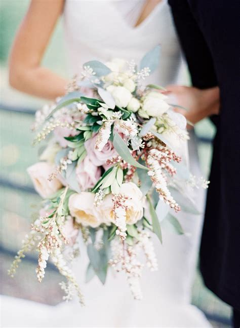 Top 5 Spring Wedding Bouquets Gorgeous Pastels